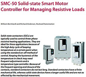 Whitepaper: SMC-50 Solid-state Smart Motor Controller for Managing Resistive Loads