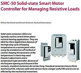 Informe técnico: Uso del controlador inteligente de motores de estado sólido SMC-50 para el manejo de cargas resistivas