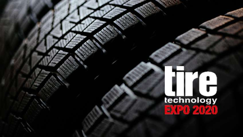 Learn more about the tire factory of the future at Tire Technology Expo 2020 in Hannover (25-27 February).