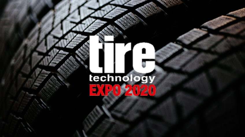 Visit us at Tire Technology Expo on 25-27 February 2020 in Hannover, Germany at Hall 21 | Booth 10080.