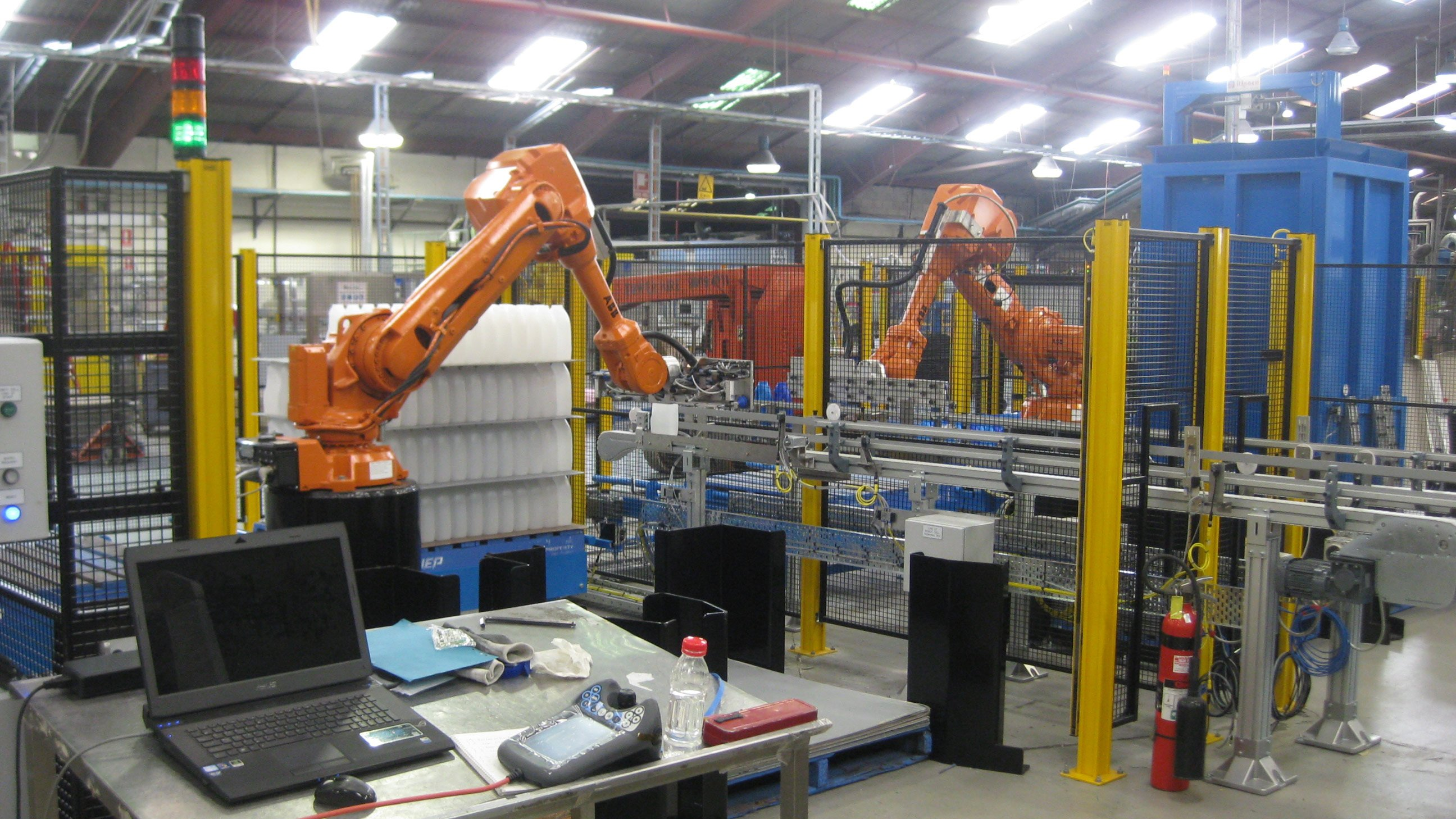 VIP Packaging Offers Robotic Solution