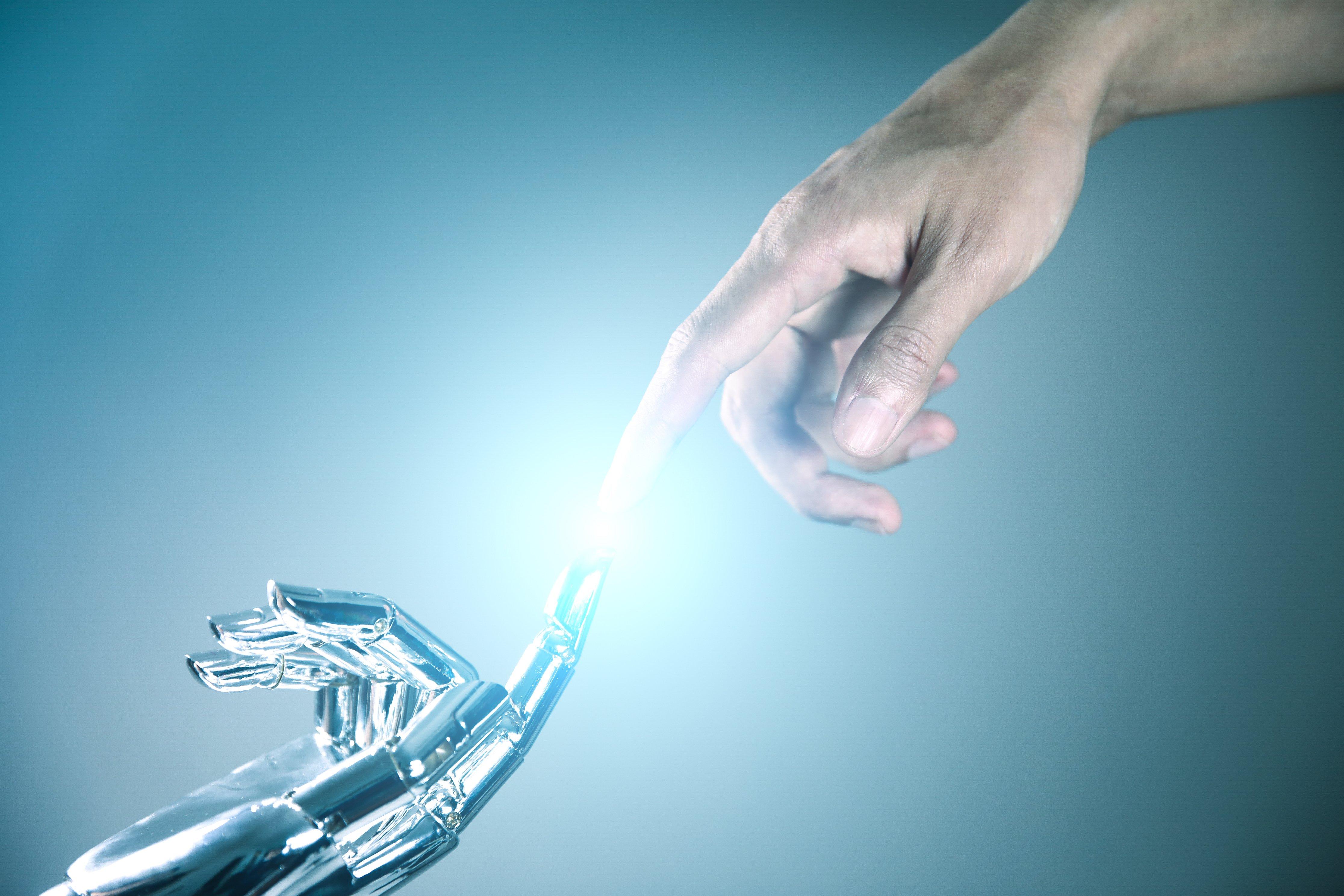 協調ロボットの未来を受け入れる