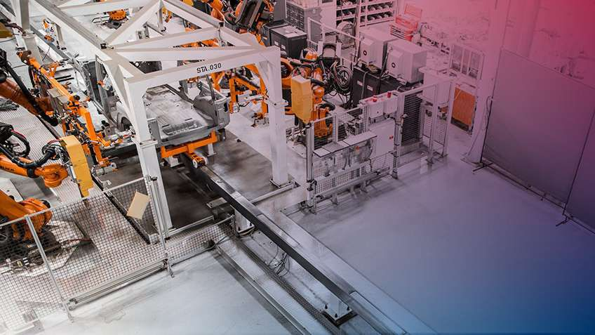Intelligent Conveyance in Auto & Tire Production