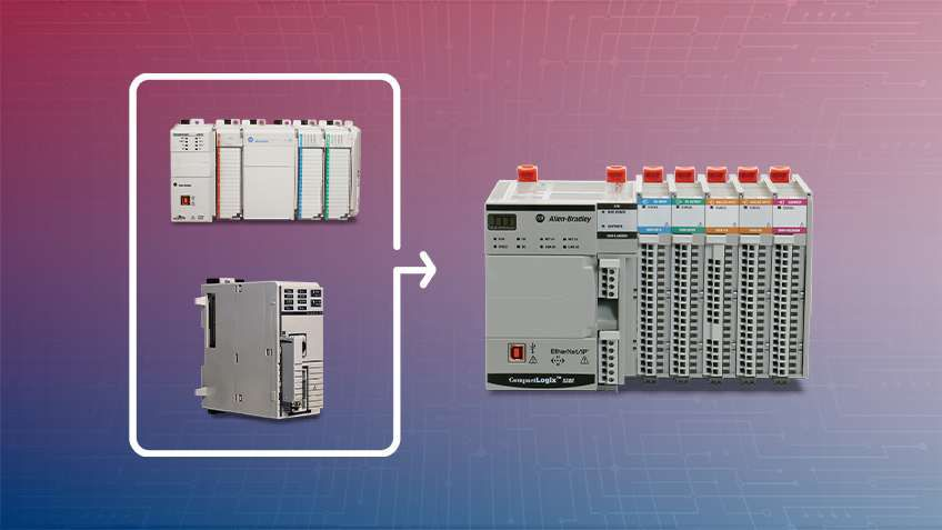 Easy Modernization for your Small Control System