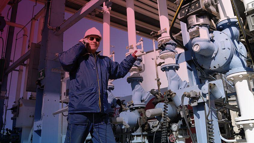 石油&ガス事業の可能性を解き放つ