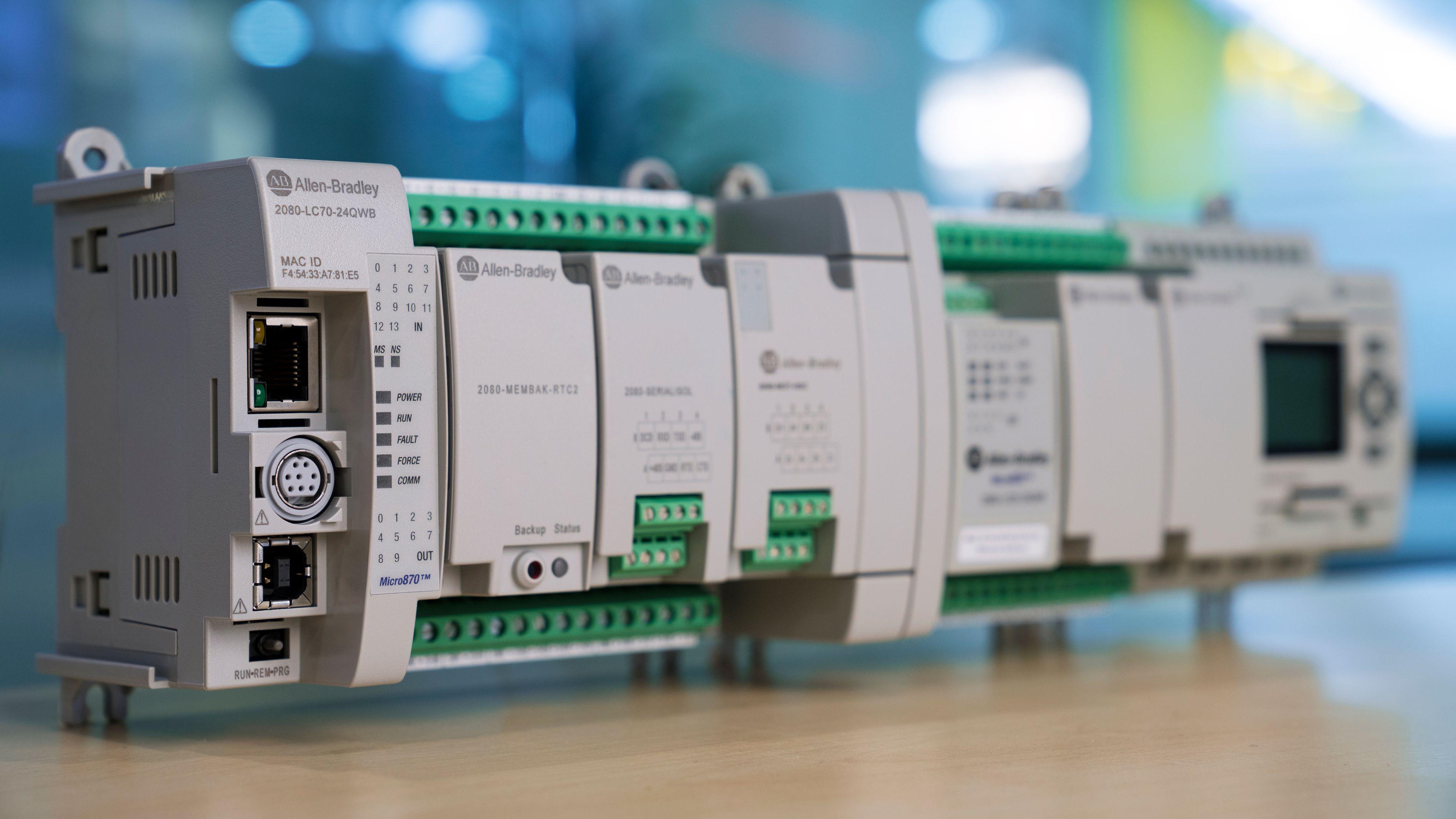 Системы управления Micro