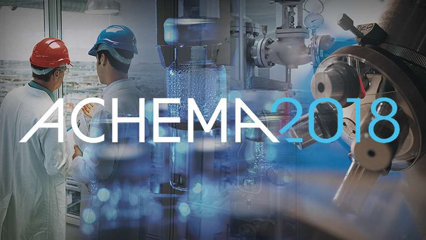Come to Achema and talk to us about how single-use technology is defining the future of pharmaceutical manufacturing.