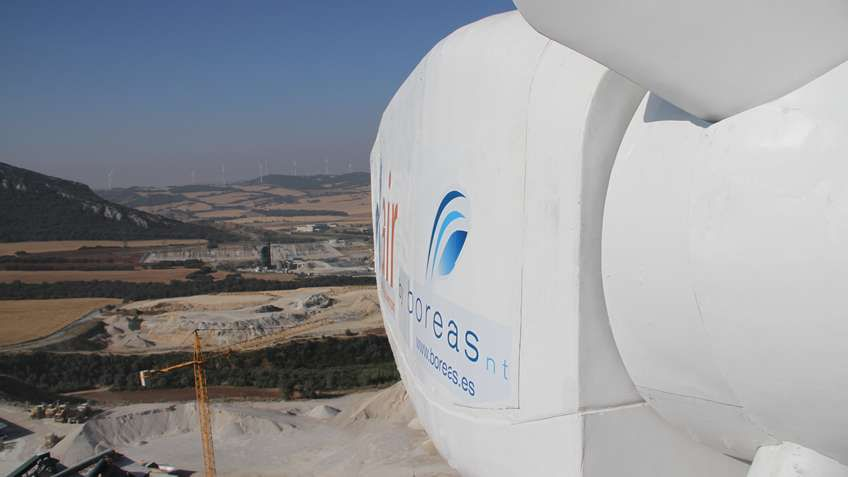 Air Windpower desarrolla prototipo de generador eólico
