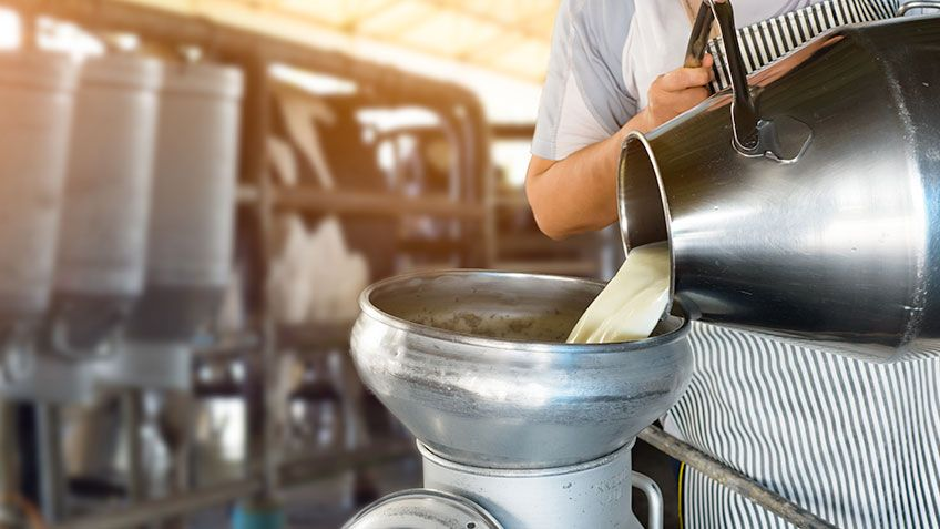 乳制品集成加工厂大规模增产