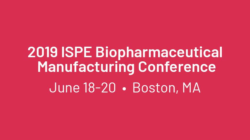 The Goal: Integrated Platforms & Seamless Data  What benefits can you expect from integrating manufacturing equipment into one continuous network of systems and data? Find out during this session at the ISPE Biopharmaceutical Manufacturing Conference June 18-20 in Boston.  Register to attend.