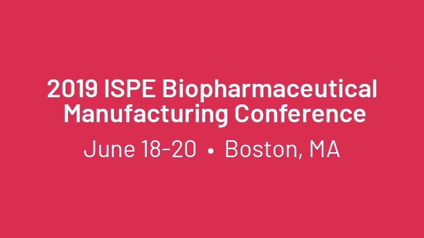 目標: 統合されたプラットフォーム&シームレスなデータ 製造装置をシステムとデータの1つの連続ネットワークに統合することで、どのようなメリットが期待できますか? これについては、6月18-20日にボストンで開催されたISPE Biopharmaceutical Manufacturing Conferenceのセッションで紹介しました。