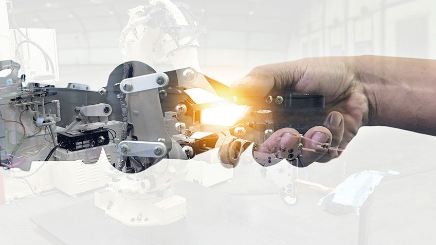 BLOG: Robotics opens a new world of possibilities for smart, flexible machinery. The latest technologies enable OEMs to take control.