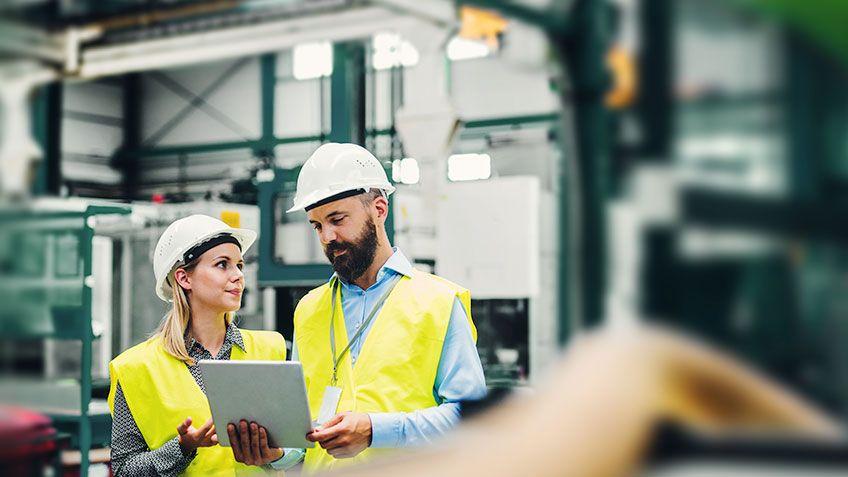 藉助數位技術提升工廠營運的能見度。