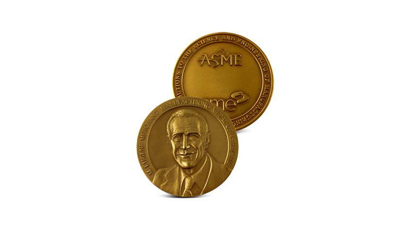 スマートマニュファクチャリングの進化の先駆者である彼の業績が評価され、ロックウェル・オートメーションのSVPとCTOであるスジート・チャンドが2019 M. Eugene Merchant Manufacturing Medalを受賞しました。
