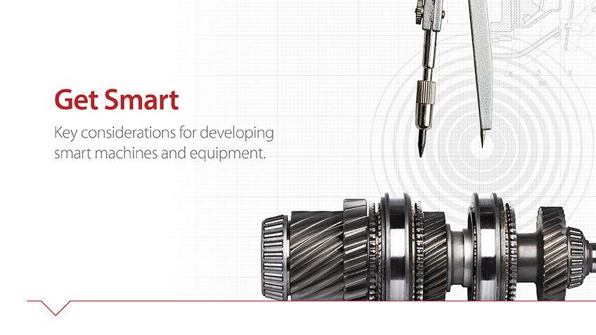 ¿Satisface las prioridades de sus clientes en lo relativo a máquinas inteligentes? Añada inteligencia a sus proyectos con este eBook.