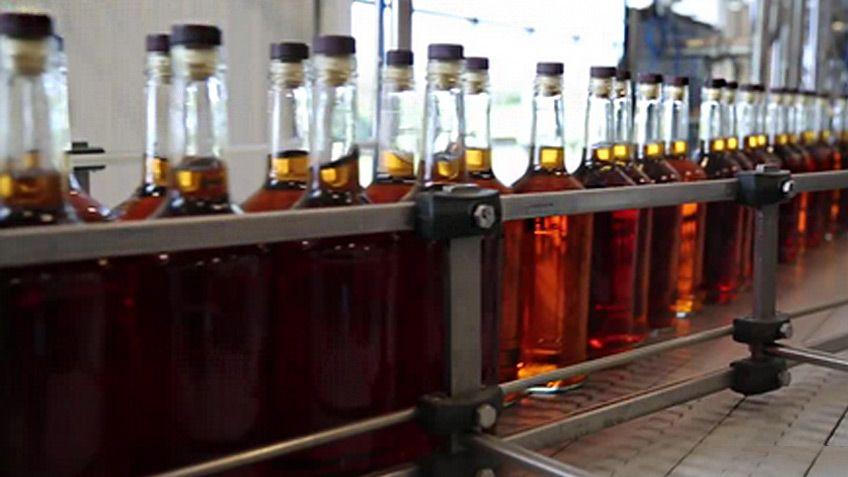 カンパリ社は、バーボンの生産を一元化