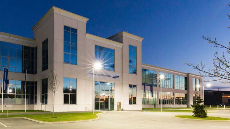 Samsung 设施
