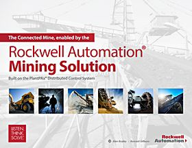 eBook: The Connected Mine, enabled by the Rockwell Automation Mining Solution
