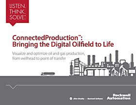 eBook: ConnectedProduction: Bringing the Digital Oilfield to Life