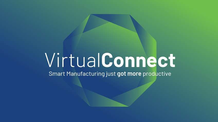 Attend our second VirtualConnect to learn how you can make Smart Manufacturing more productive.