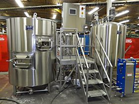 Case study: Craft Brewing System Boosts Repeatability