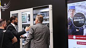Besuchen Sie uns auf der SPS in Nürnberg und sehen Sie Smart Manufacturing in Aktion in Halle 9, an Stand 205.