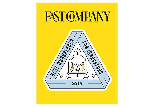 Fast Company, Best Workplaces for Innovators