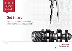 Get Smart: Key considerations for developing smart machines and equipment (eBook PDF).