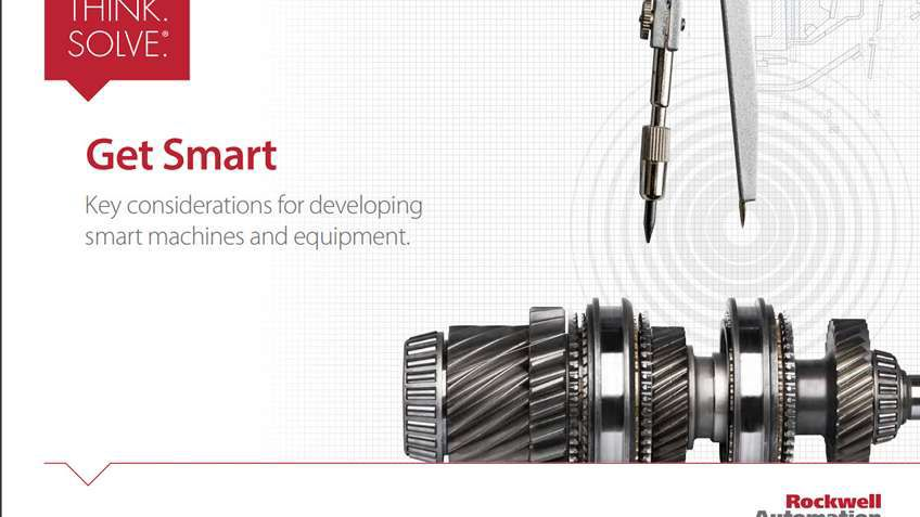 eBook: Get Smart Key considerations for developing smart machines and equipment (PDF)