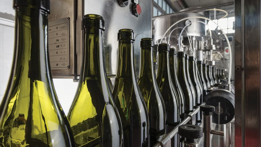 Un fabricant de boissons augmente ses capacités de production