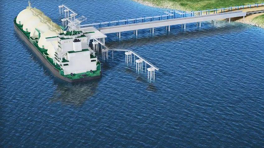 液化天然ガス生産の最適化