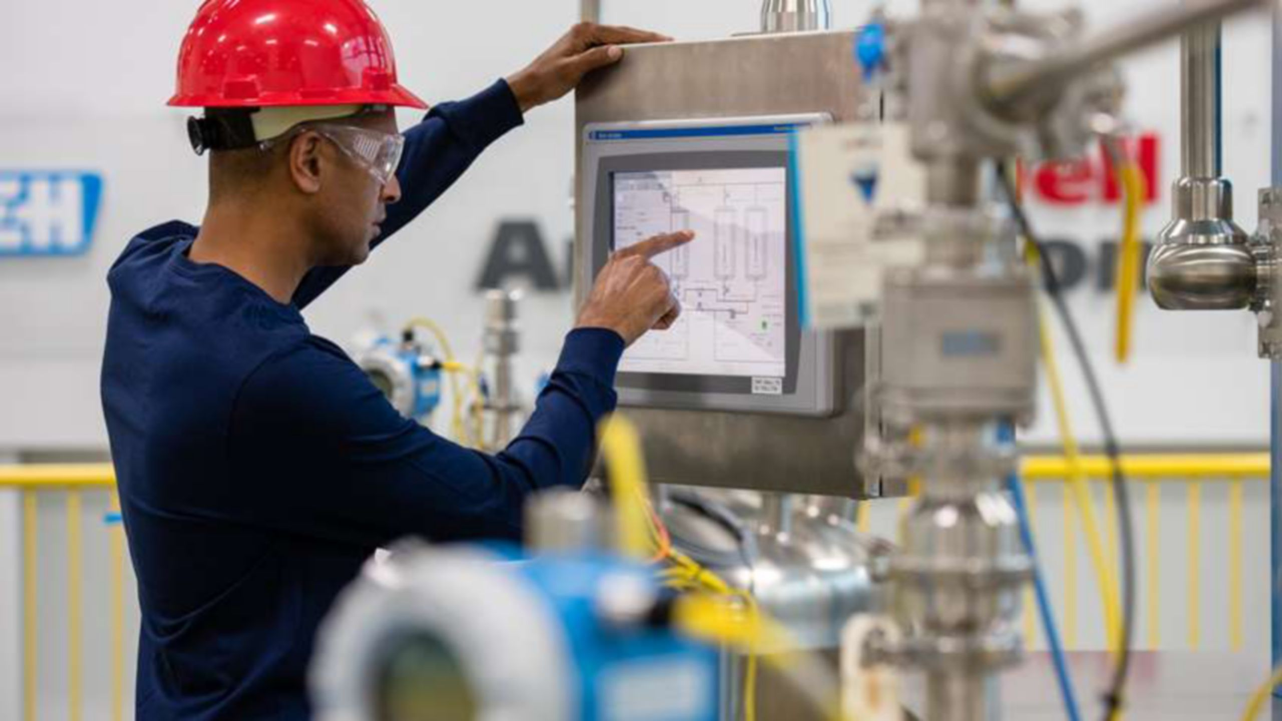 The Endress+Hauser Process Training Unit (PTU) on May 21 and May 22, 2018 in Greenwood, IN.