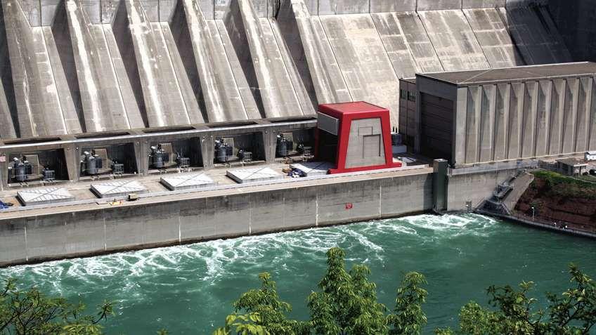 Möglichkeiten der Stromerzeugung aus Wasserkraft