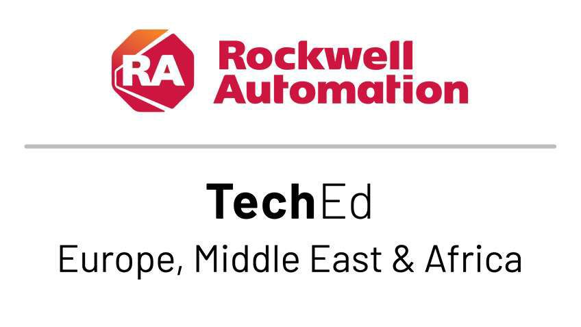 Learn more about Rockwell Automation TechEd EMEA, 21 – 24 October 2019, Munich, Germany.