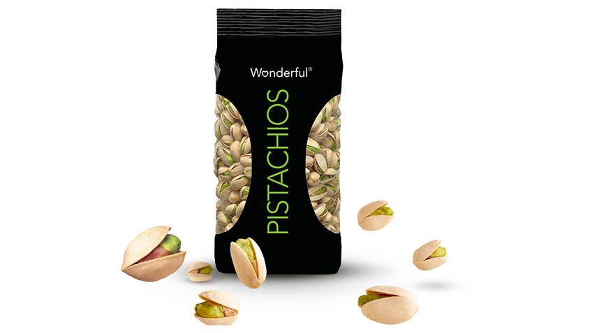 Wonderful Pistachios擴展食品生產