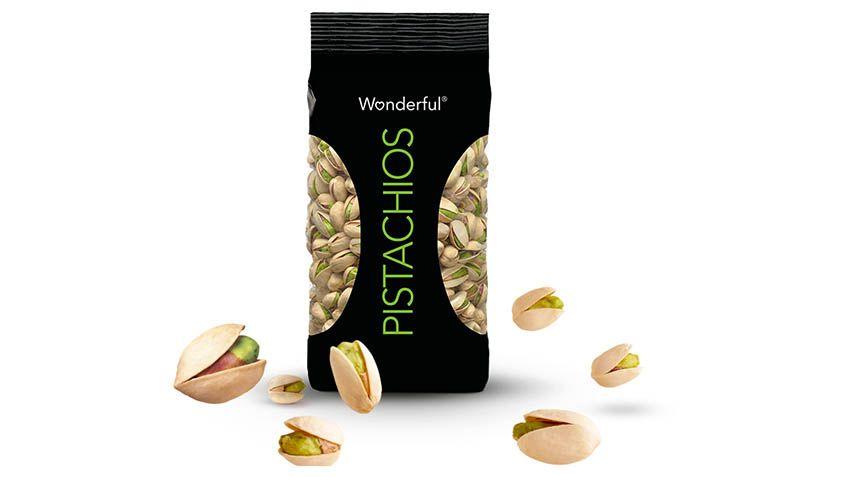 Wonderful Pistachios擴展食品生產